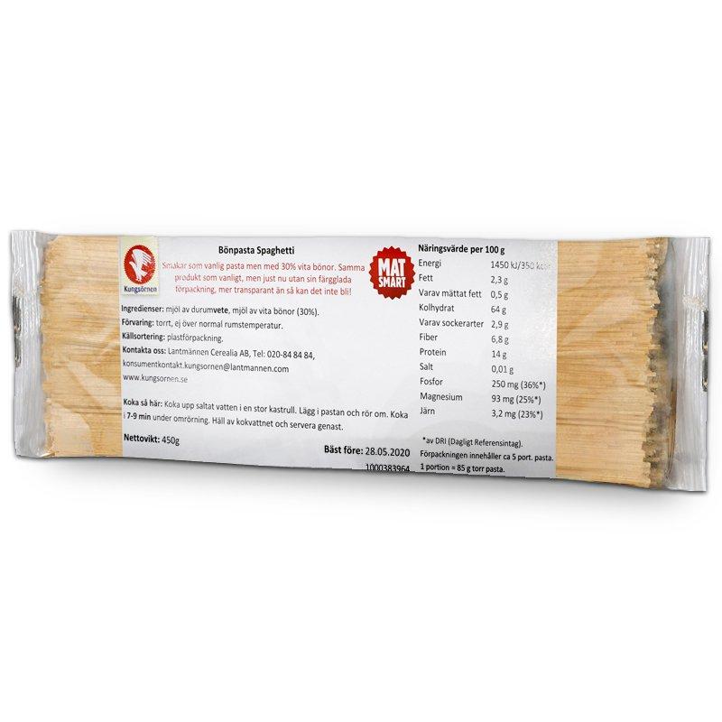 Papupasta Spagetti 450g - 25% alennus