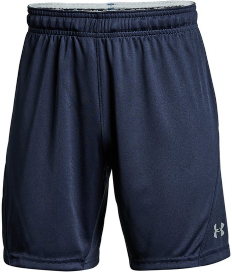 Under Armour Y Challenger II Knit Shorts, Academy XS