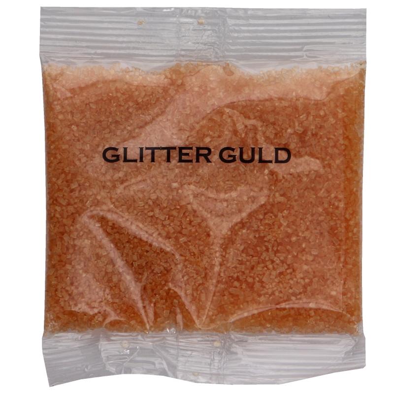 Glitter Guld Strössel - 53% rabatt