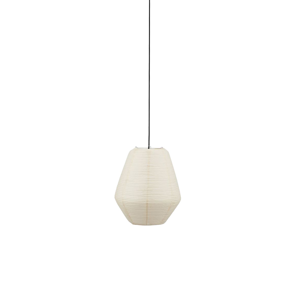 House Doctor - Bidar Lamp Shade Ø 36 cm - Sand (259370122)