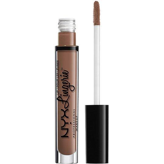 Lip Lingerie, 4 ml NYX Professional Makeup Huulipuna