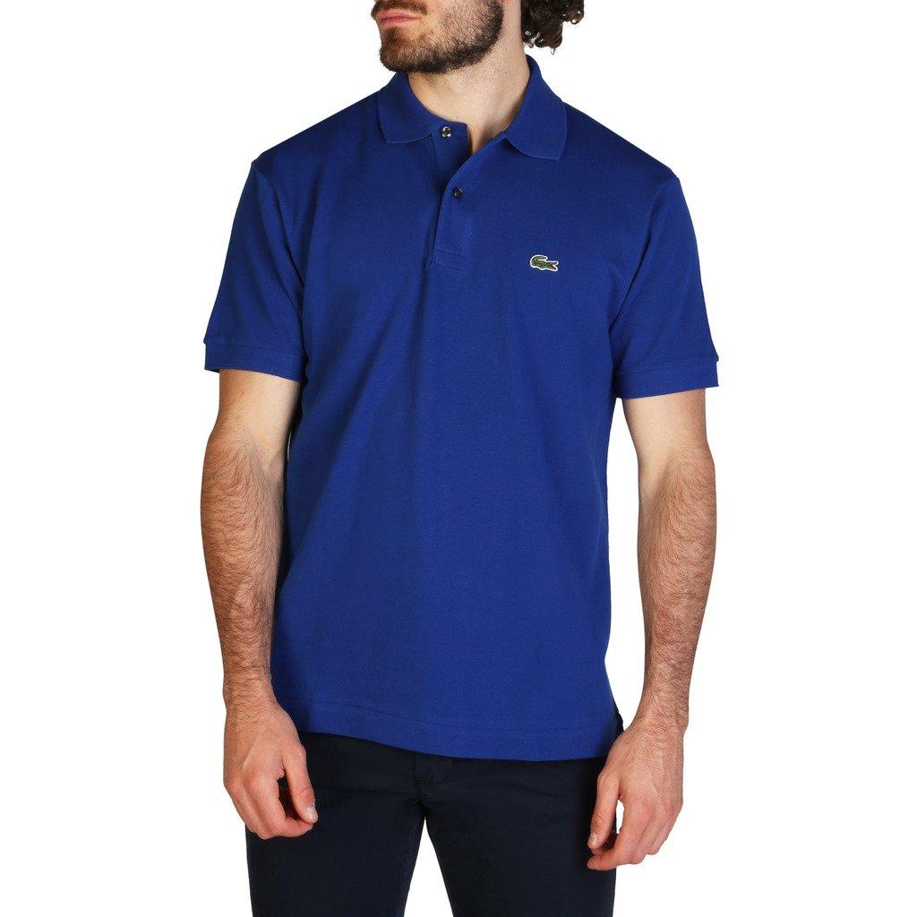 Lacoste Men's Polo Shirt Various Colours L1212_REGULAR - blue S