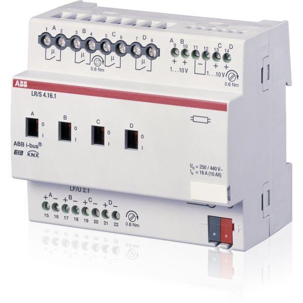 ABB 2CDG110088R0011 Säädin 1–10 V, valoanturin tulo KNX