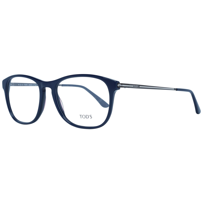 Tod's Men's Optical Frames Eyewear Blue TO5140 53089