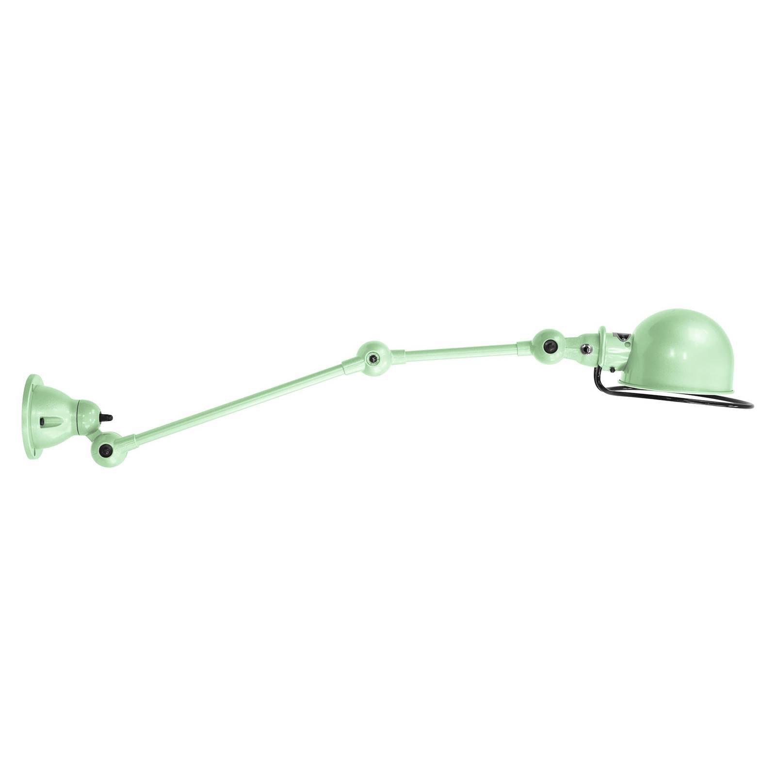 Jieldé Loft D4251 vegglampe, leddarm, mintgrønn