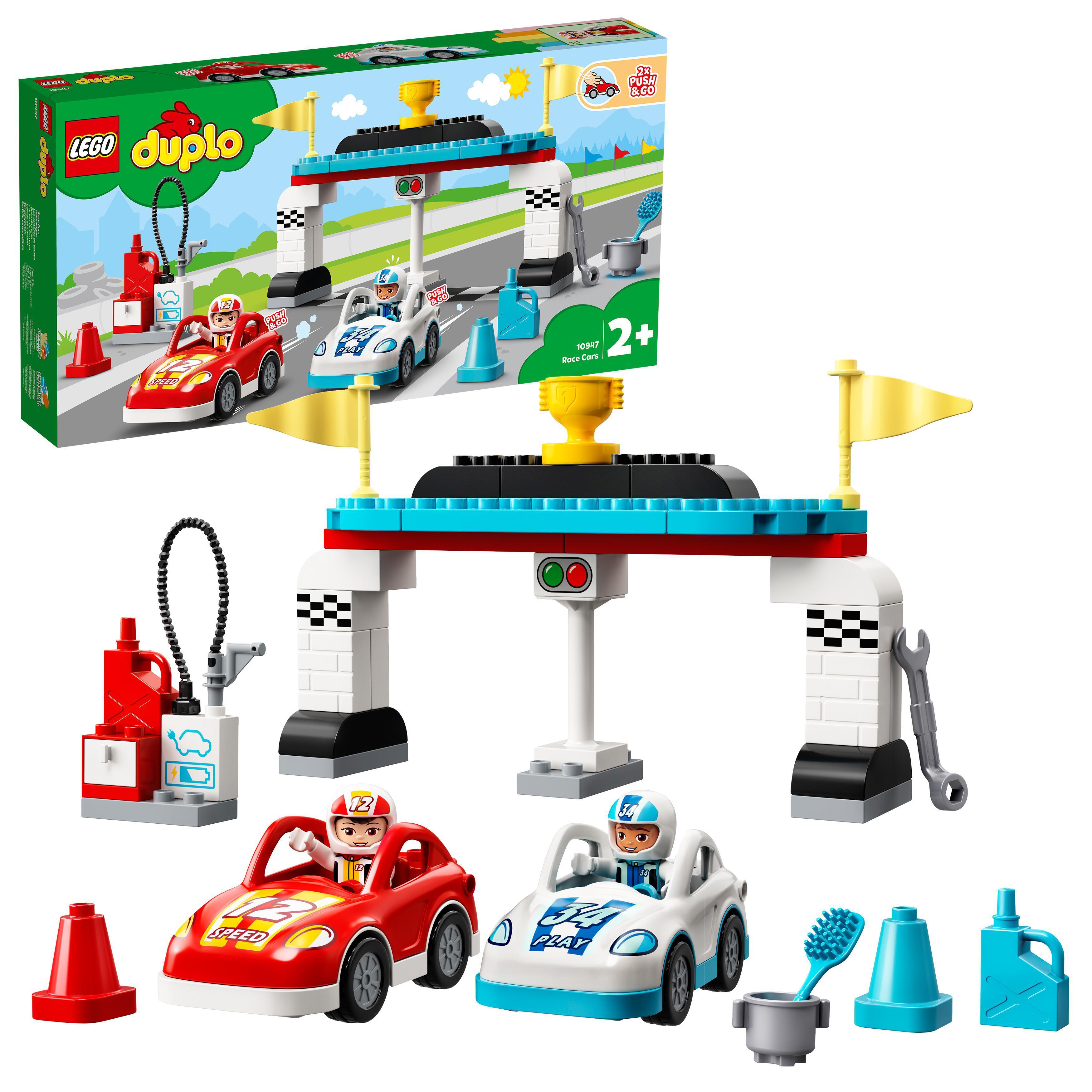 LEGO DUPLO - Race Cars (10947)