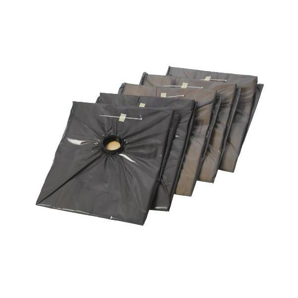 Nilfisk 107400233 Støvsugerpose 5-pakning