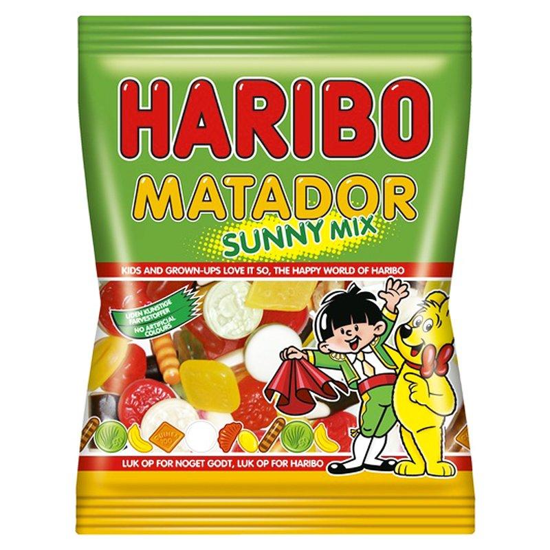"""Godis """"Matador Sunny Mix"""" 170g - 19% rabatt"""