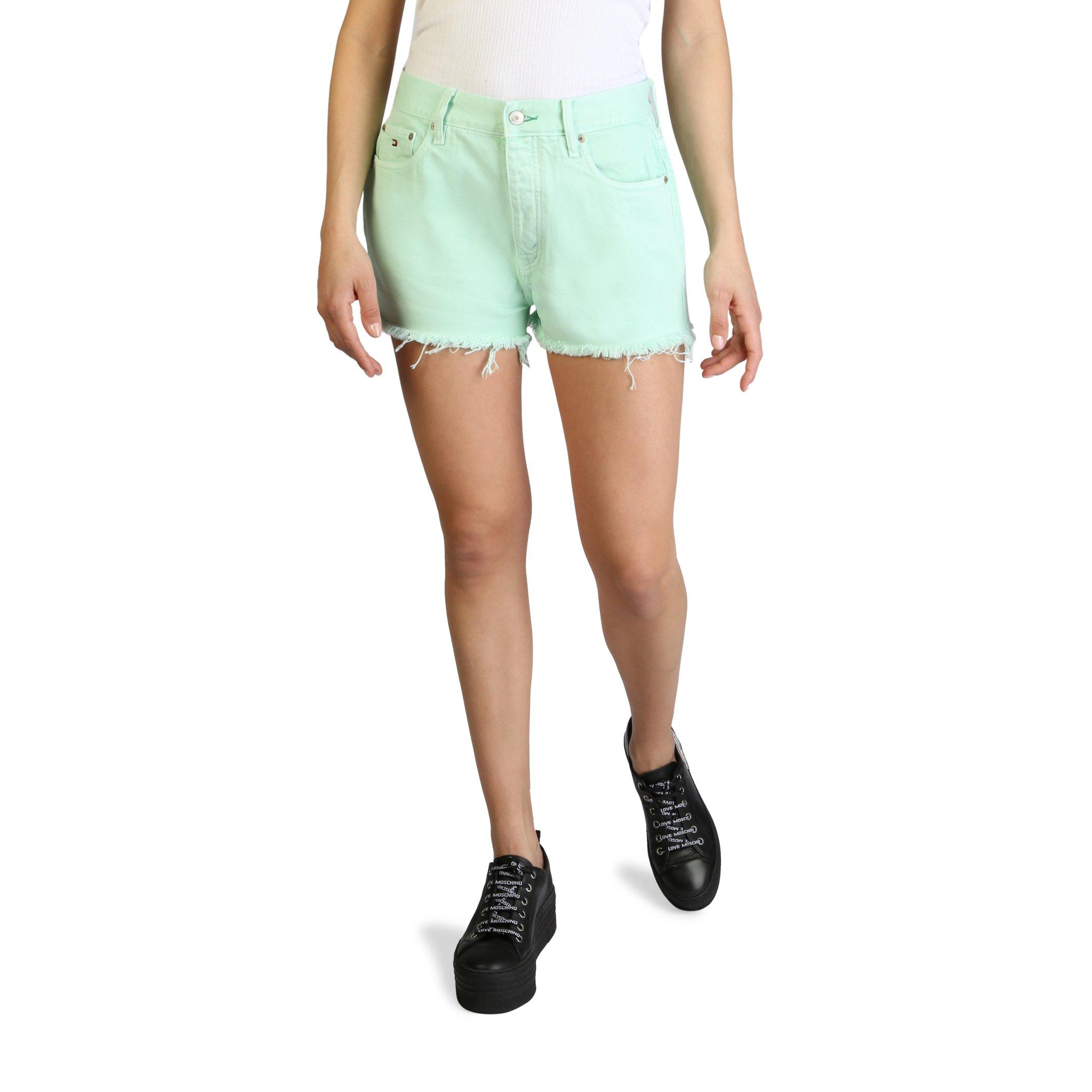 Tommy Hilfiger Women's Short Various Colours DW0DW02932 - green 25