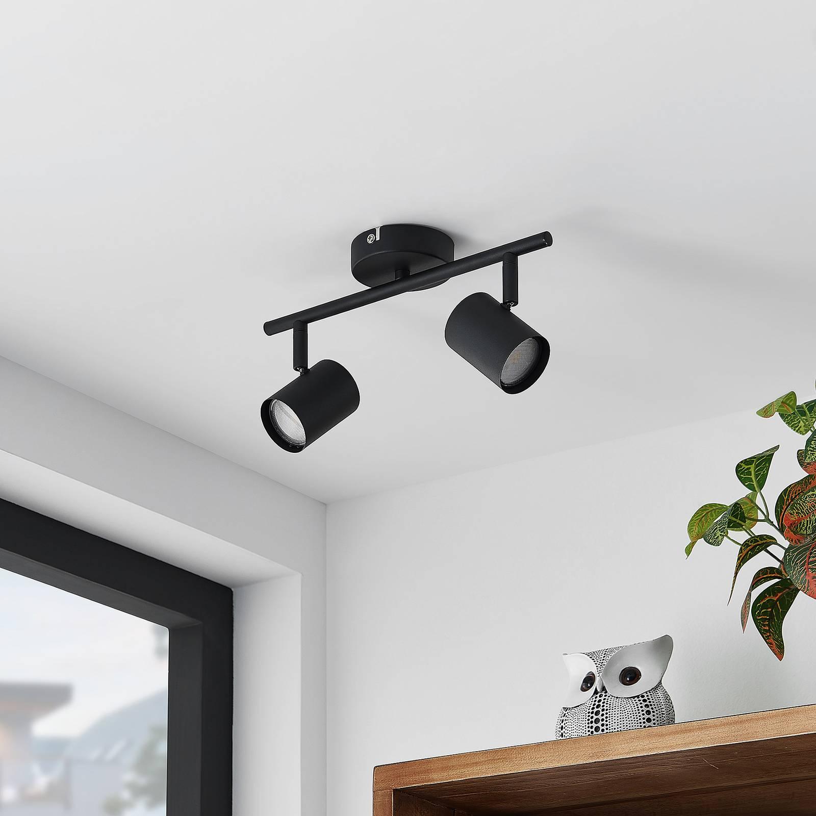 ELC Binola -LED-kohdevalaisin, 2-lamppuinen