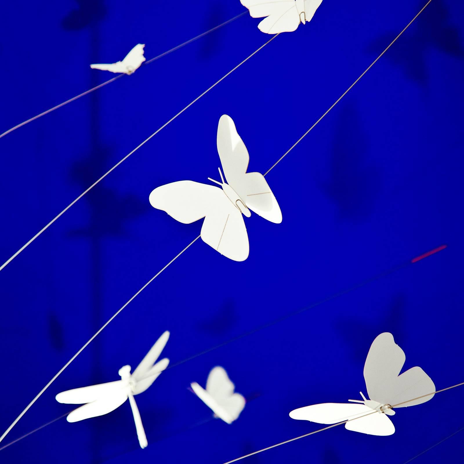 Ingo Maurer La Festa delle Farfalle-valaisin 110cm