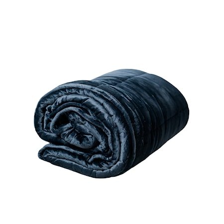 Cura Minky 6 kg Tyngdfilt Marinblå