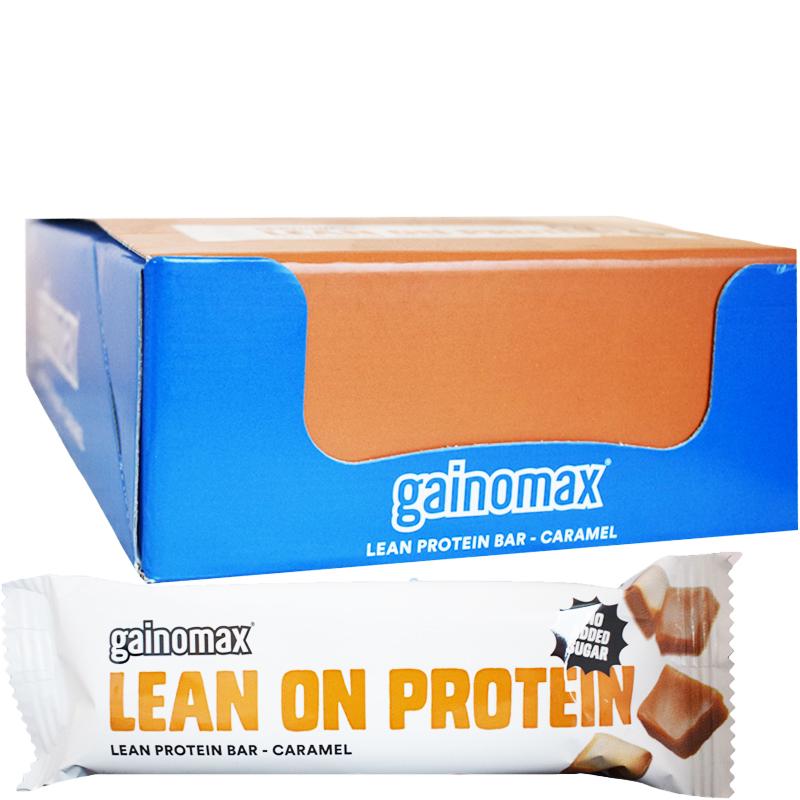 """Laatikollinen Proteiinipatukoita """"Caramel"""" 15 x 50g - 60% alennus"""