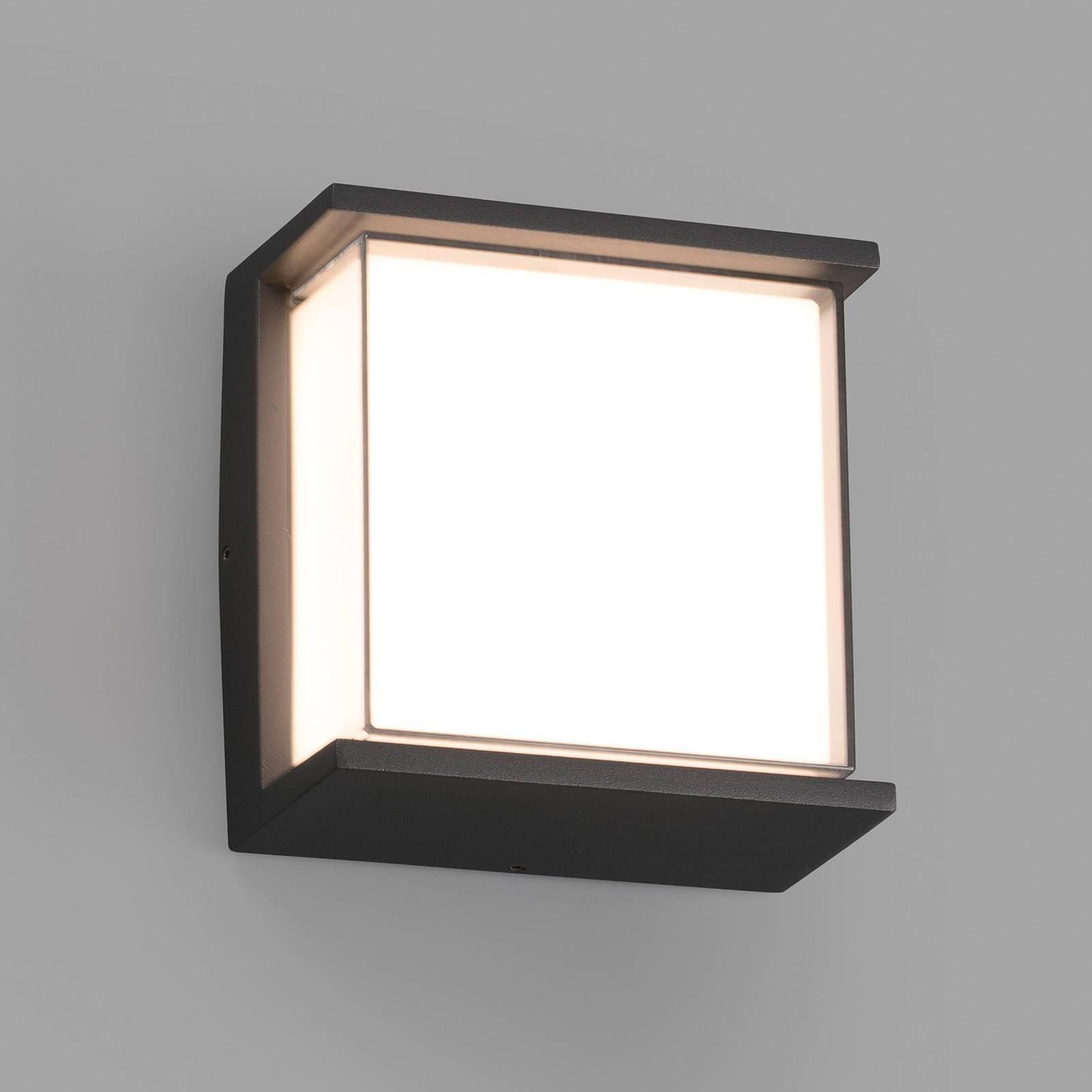 Utendørs LED-vegglampe Hikari, IK10