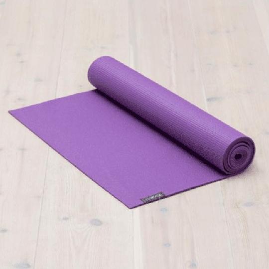 All-round Yoga mat Lilac Purple, 4 mm