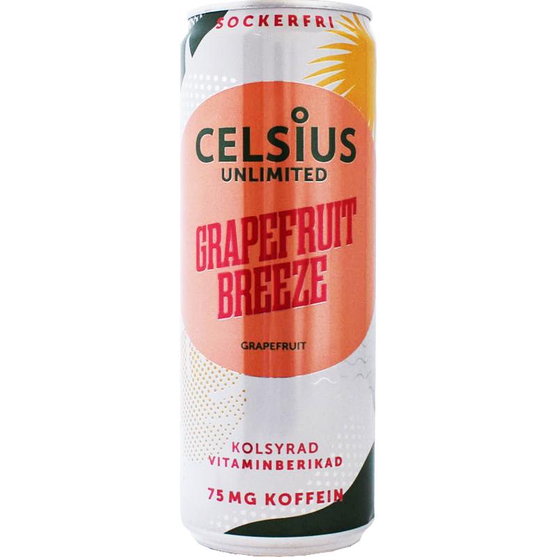 Celsius Grapefruit Breeze - 21% rabatt