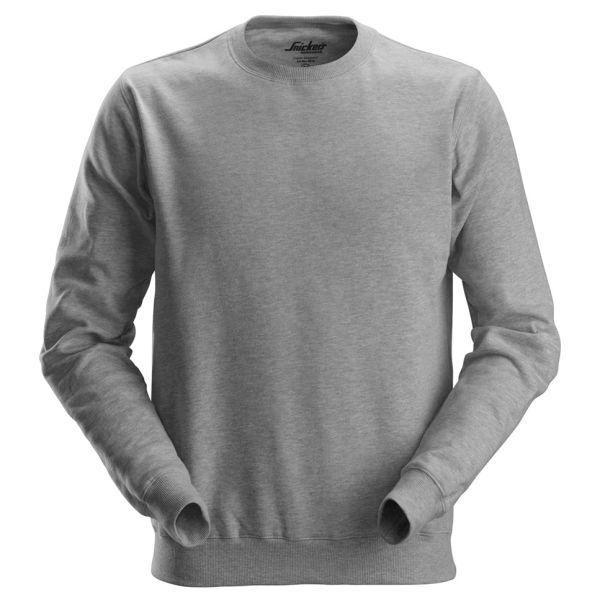 Snickers 2810 Sweatshirt grå XS
