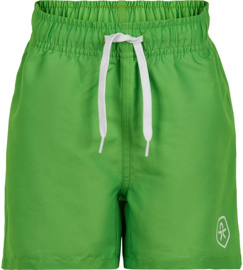Color Kids Badeshorts UPF30+, Cadmium Green, 104