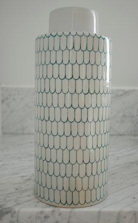 Ginza keramikkboks – Celadon, large