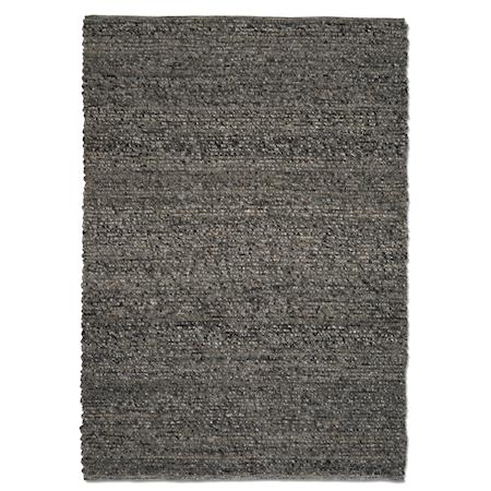 Verbier Ullteppe Grey Melange 170x230 cm