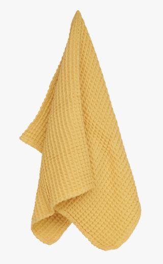 Nerrai pyyhe keltainen