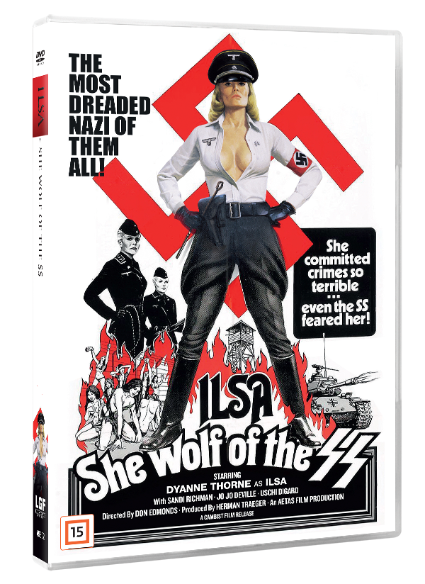 Ilsa : She Wolf Of The Ss