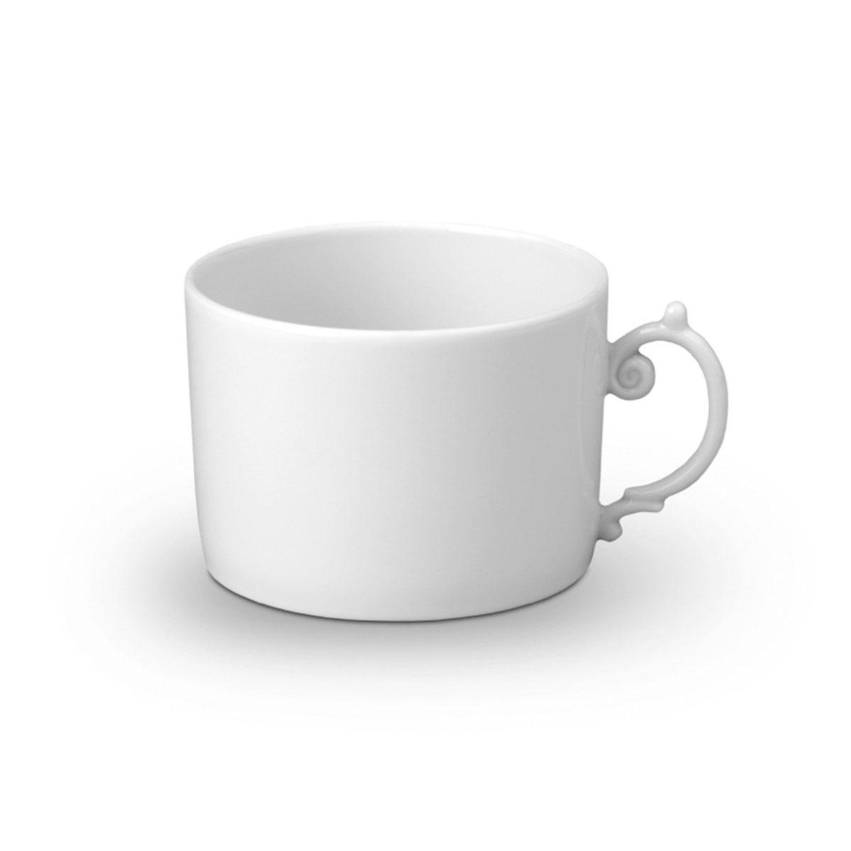 L'Objet I Aegean Tea Cup White