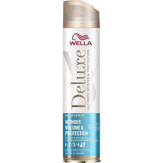 Wella Deluxe Wonder Volume & Protection, 250 ml Wella Styling Muotoilutuotteet