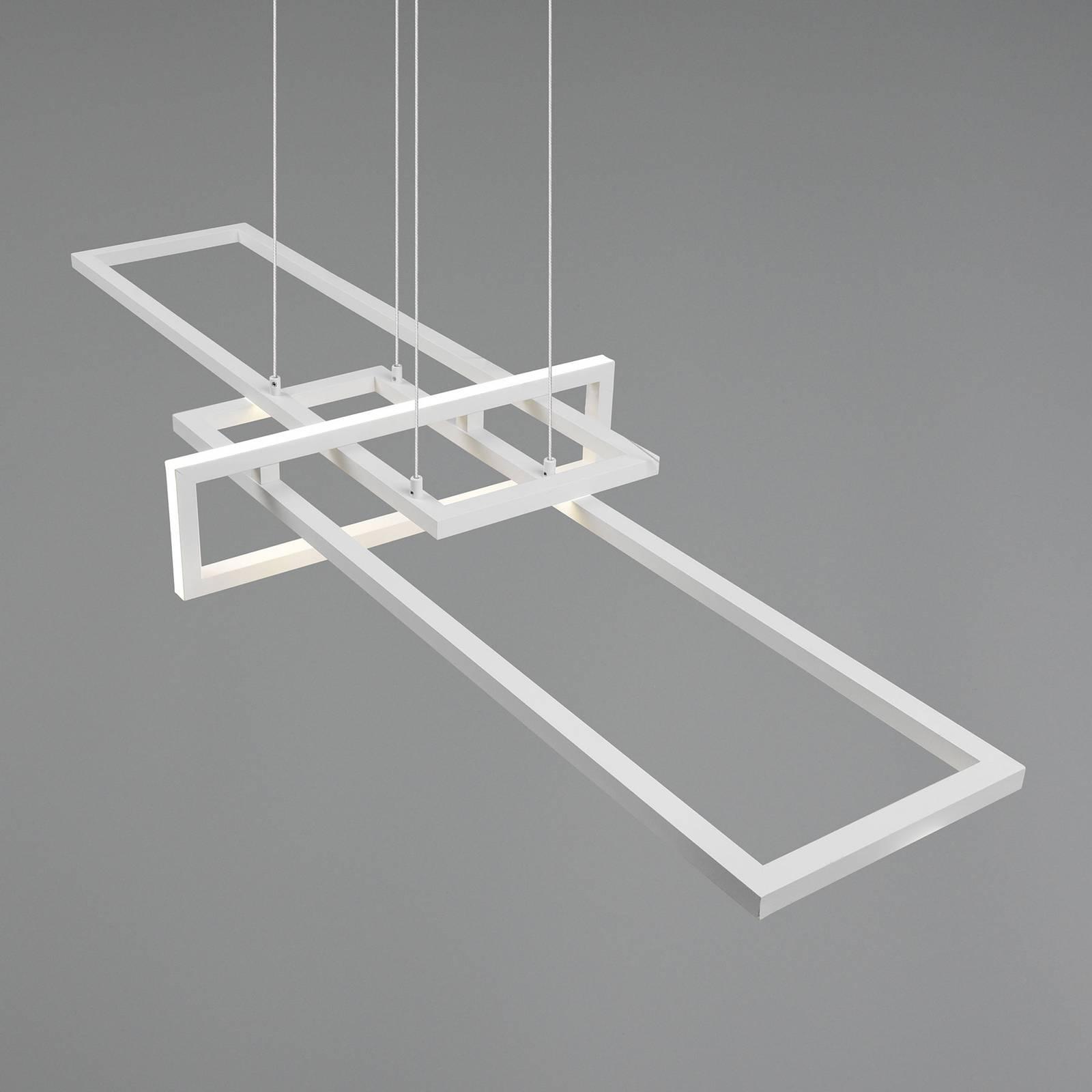 LED-riippuvalaisin Salinas, 4 000 K, valkoinen
