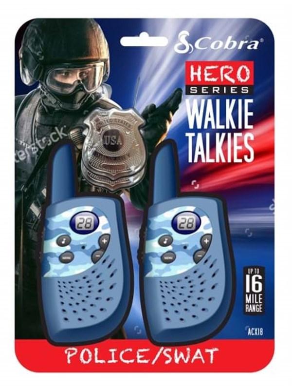 Cobra - Walkie Talkie Police (440610)