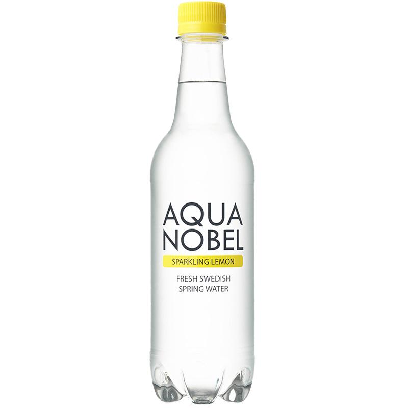 """Kolsyrat Vatten """"Lemon"""" 50cl - 61% rabatt"""