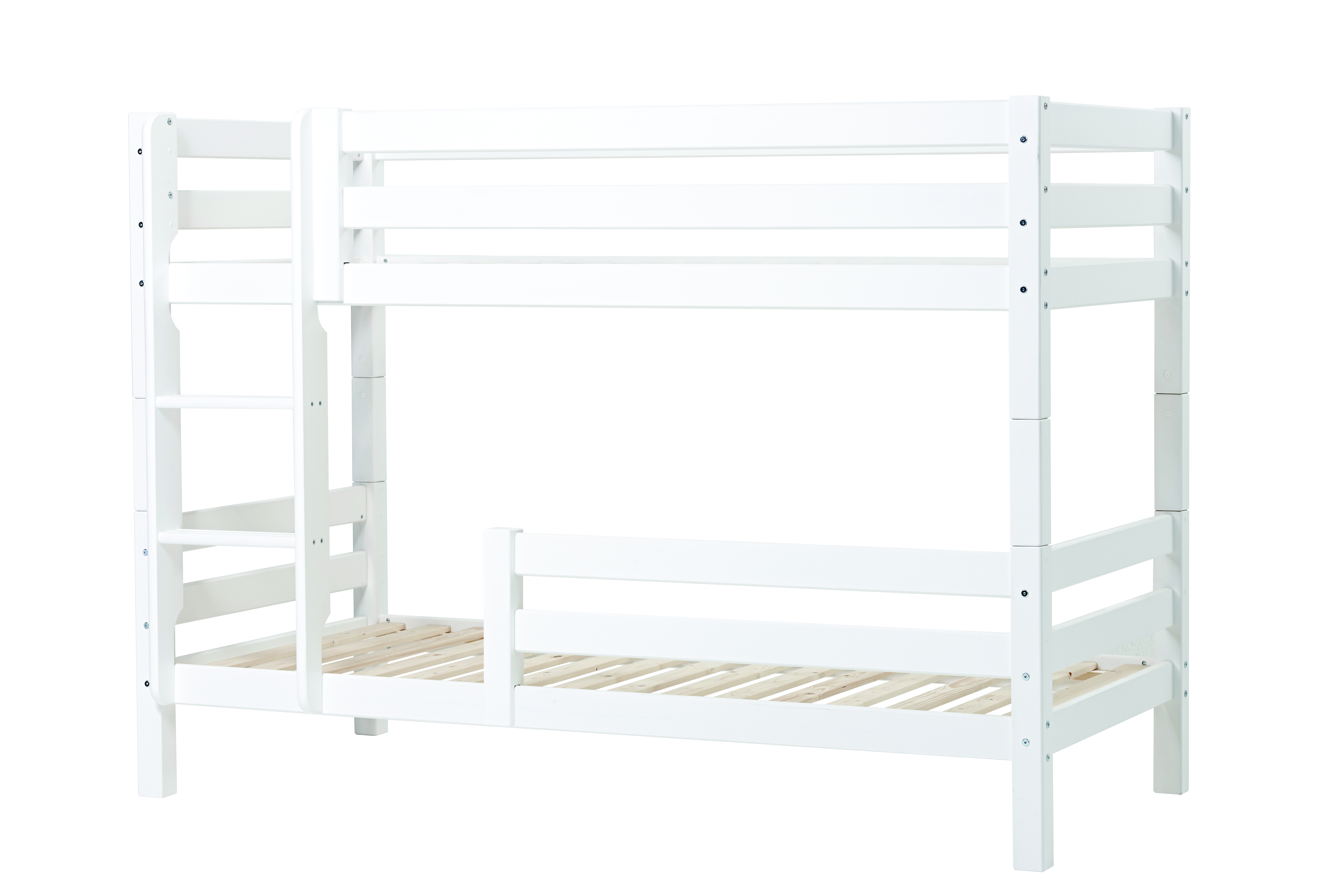 Hoppekids - PREMIUM Bunk Bed with Ladder 90x200