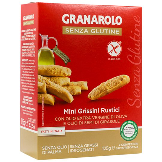 Brödpinnar Glutenfri 125g - 34% rabatt