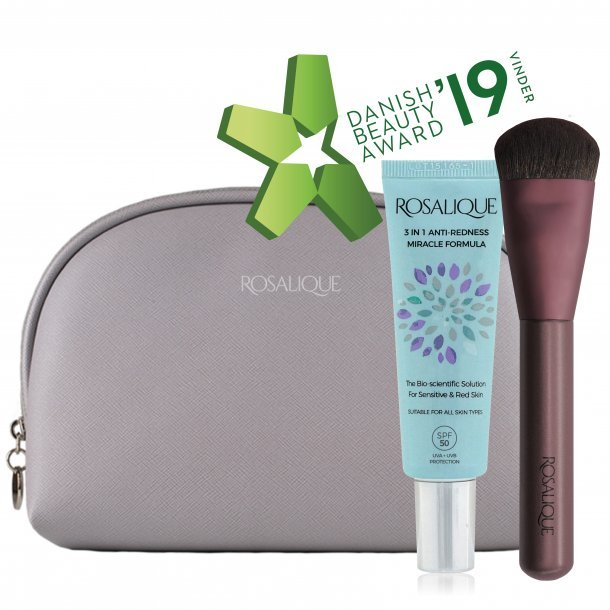 Rosalique - Makeup Bag Gift Set