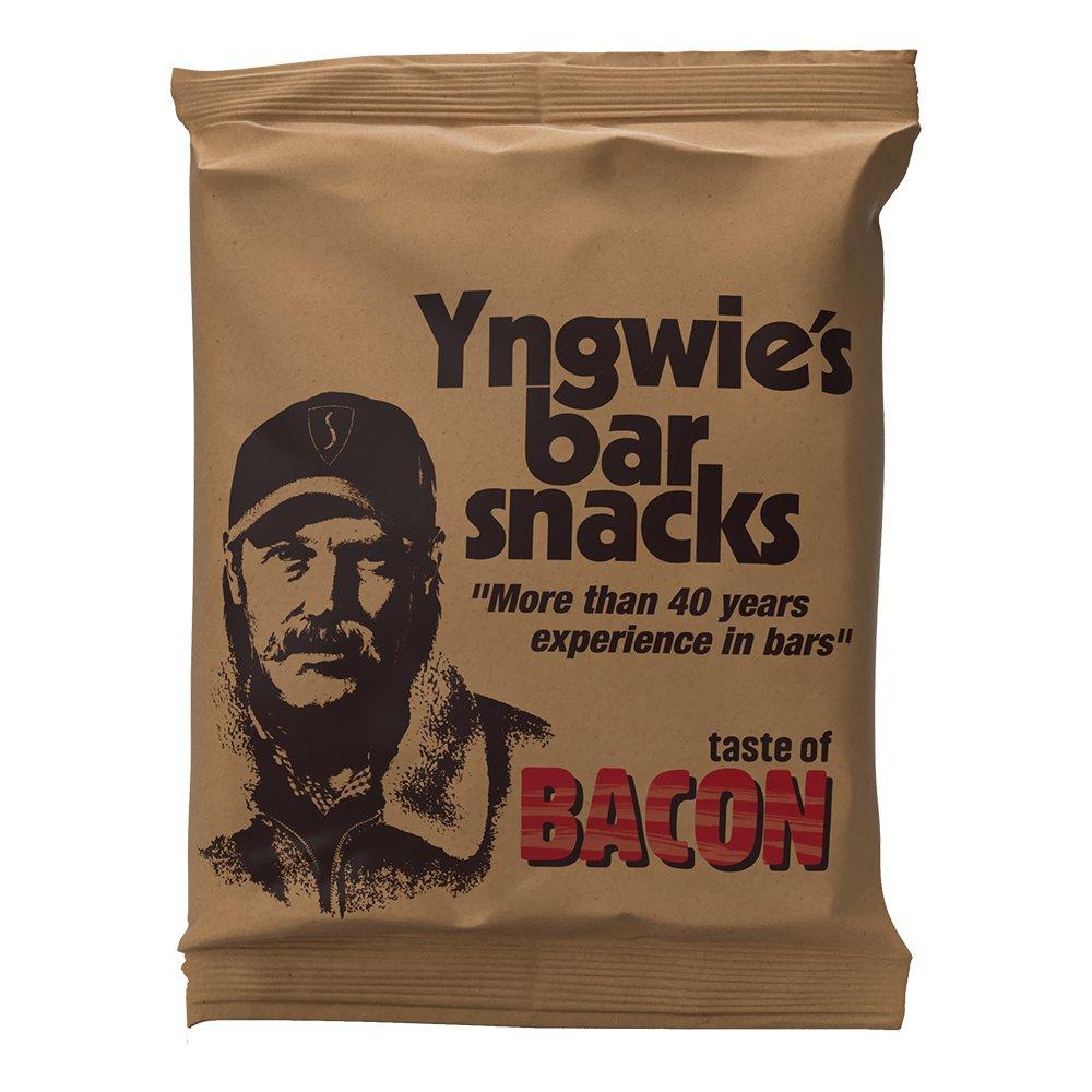 Yngwie's Bacon Chips - 20 g