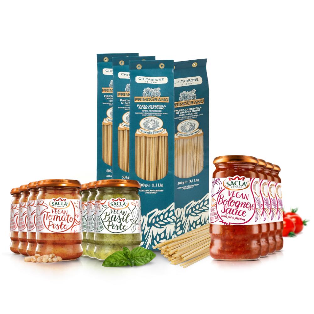 Vegan Italian Essentials