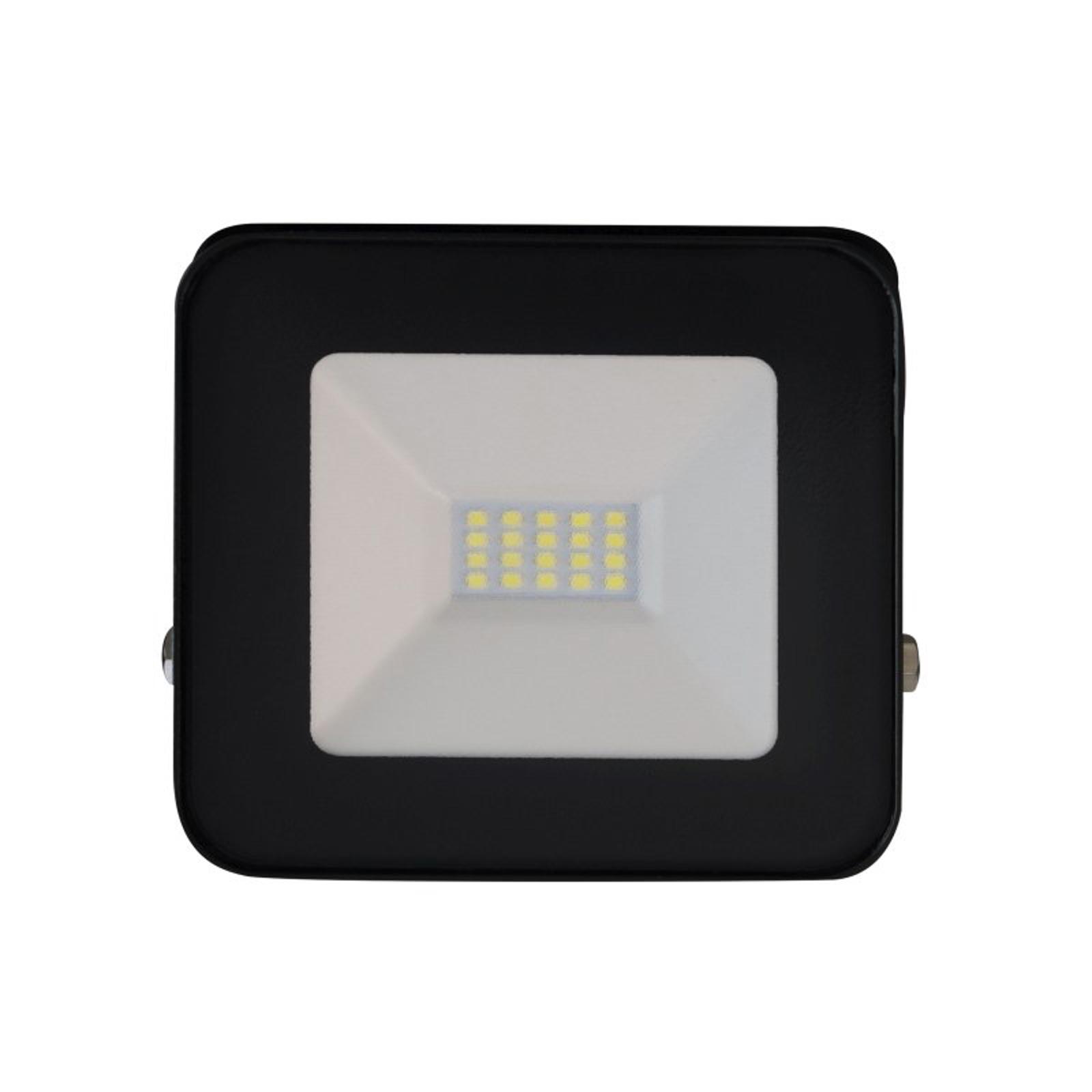 John-LED-kohdevalaisin ulos, musta 20 W