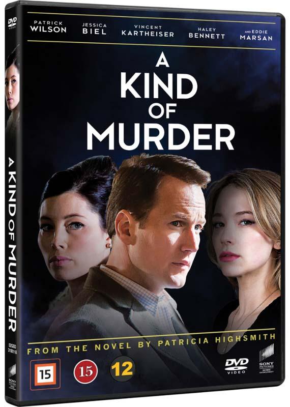 A Kind Of Murder - Dvd