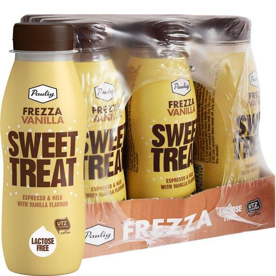 Maitokahvijuomat Vanilla Sweet Treat 12kpl - 53% alennus