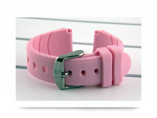GUL Silicone 16mm - Pink 4460189