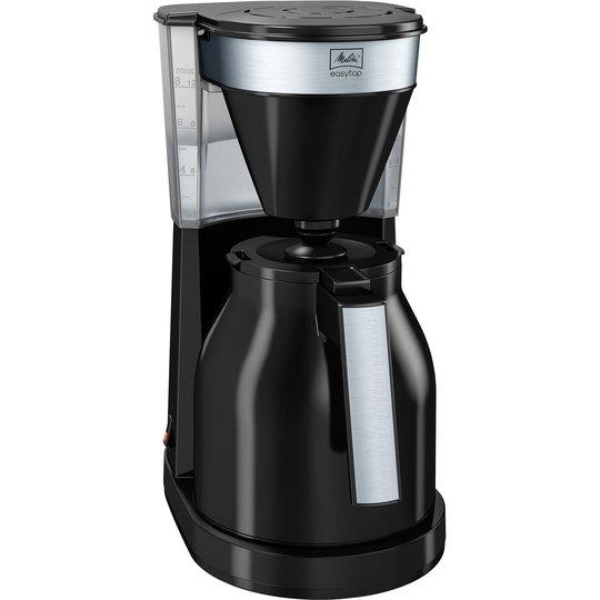 Melitta Easy Therm 2.0 kaffebryggare, svart