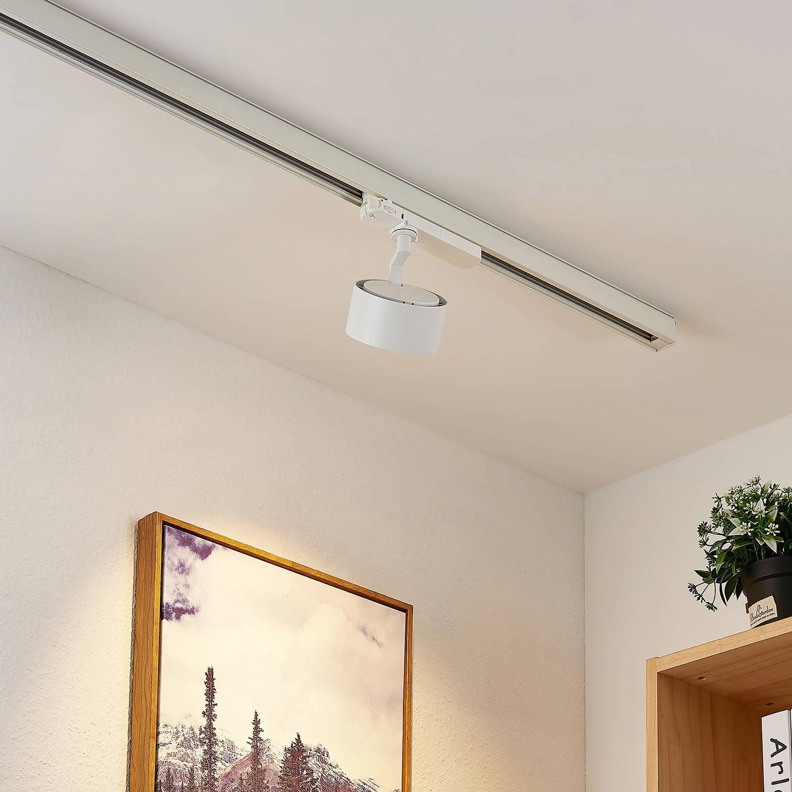 Arcchio Neizan LED-3-vaihe-spotti, 18W, 3 000 K