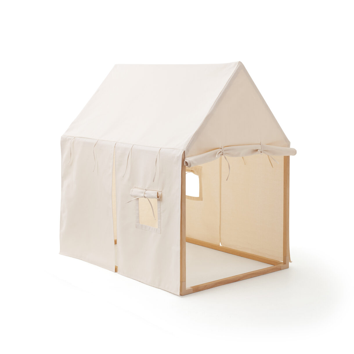 Kids Concept - Play House Tent - Off White (1000473)