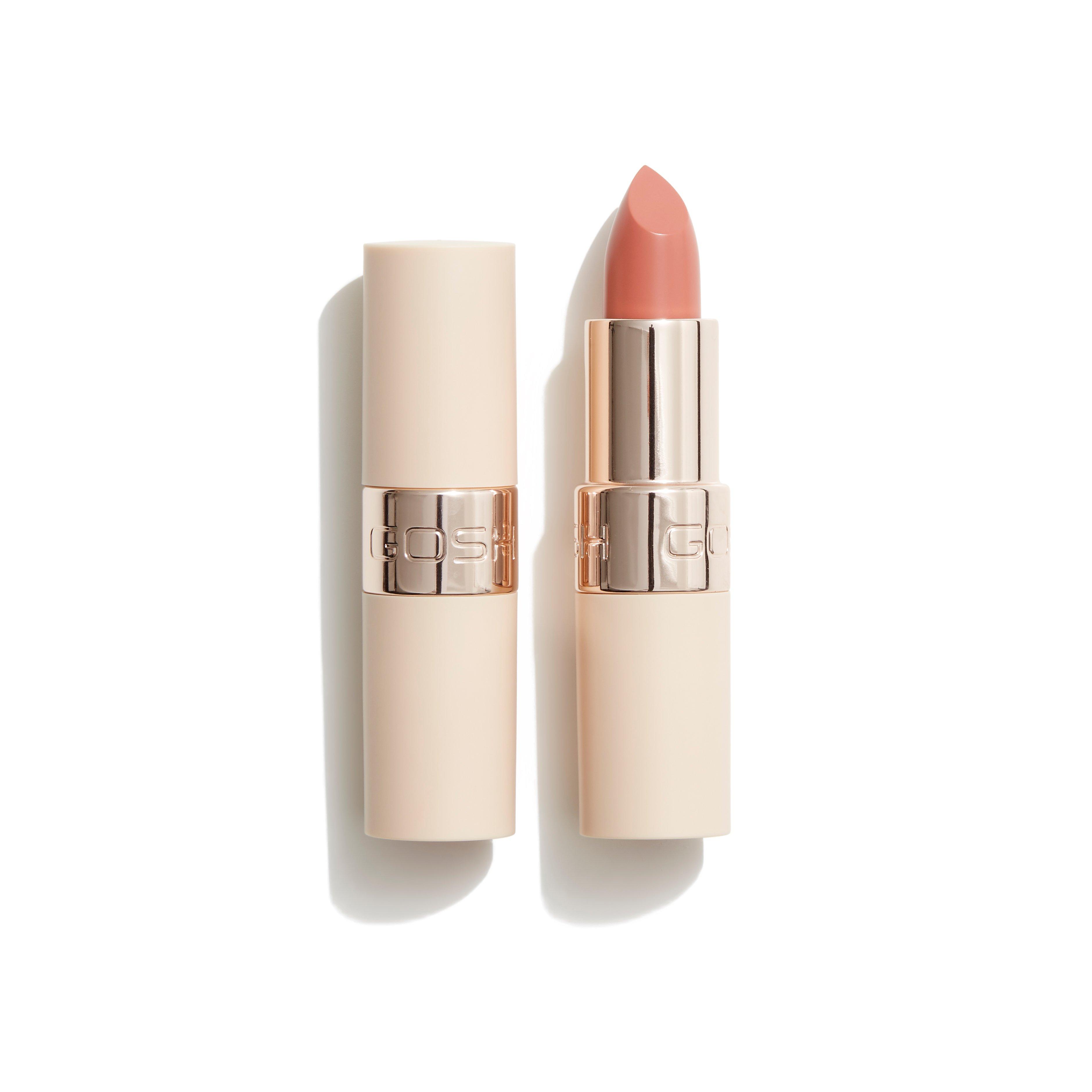 GOSH Copenhagen - Luxury Nude Lips - 001 Nudity