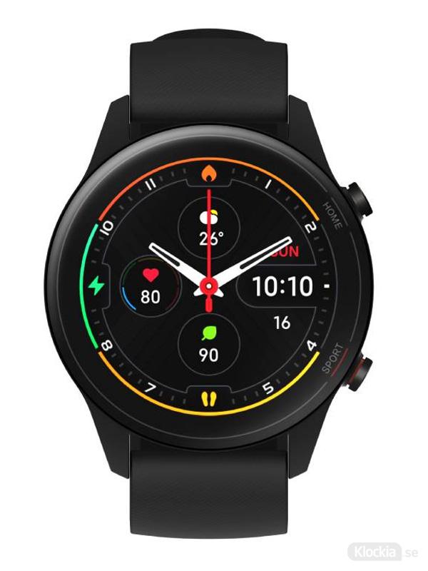 Smartwatch Mi Watch - Black BHR4550GL