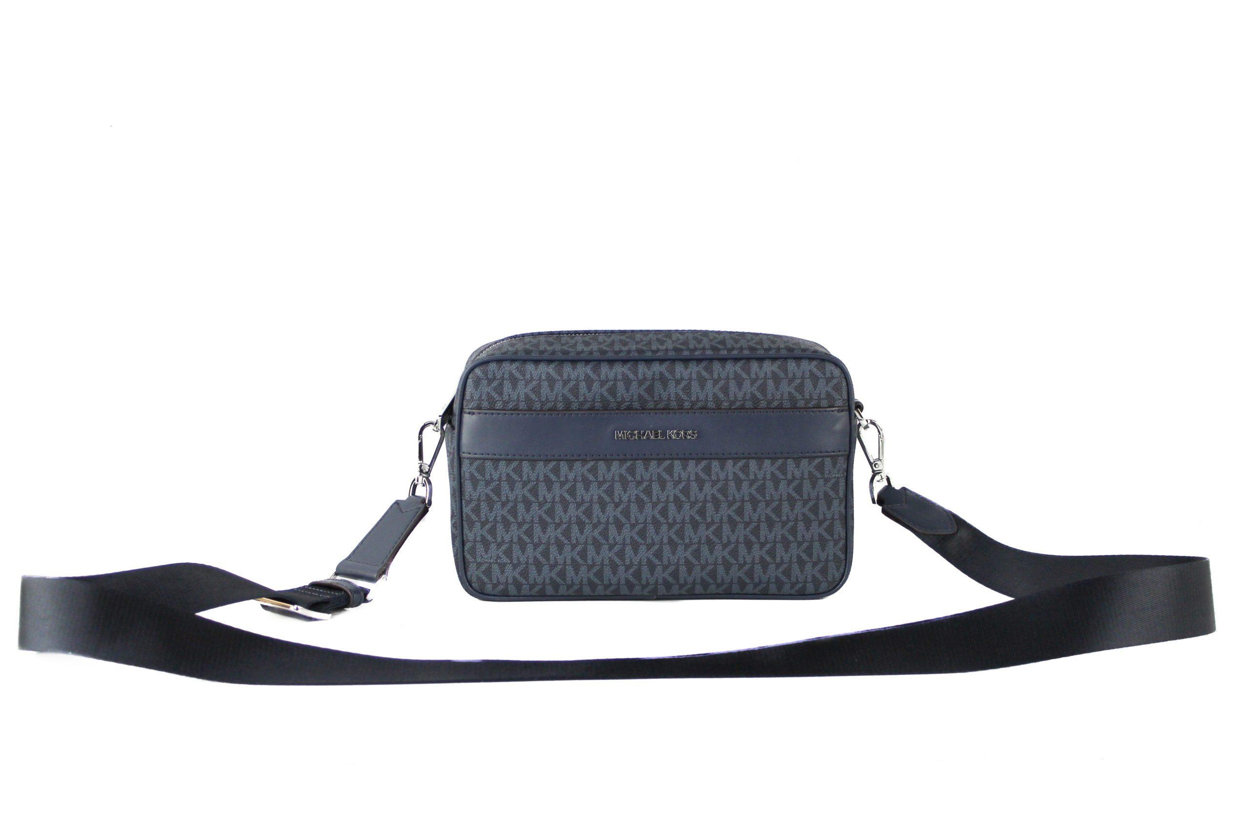 Michael Kors Women's Kenly Crossbody Bag Blue 80489