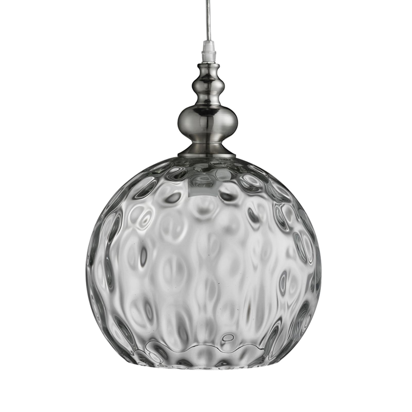 Antiikkityylinen hopeinen Indiana-riippuvalaisin