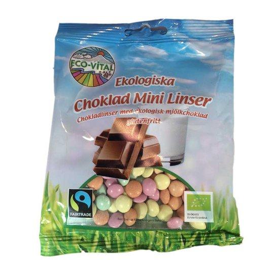 Chokladminilinser - 31% rabatt