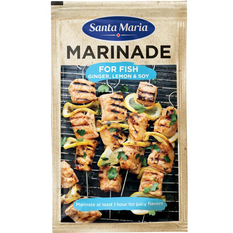 Marinade Ingefära & Citron - 58% rabatt