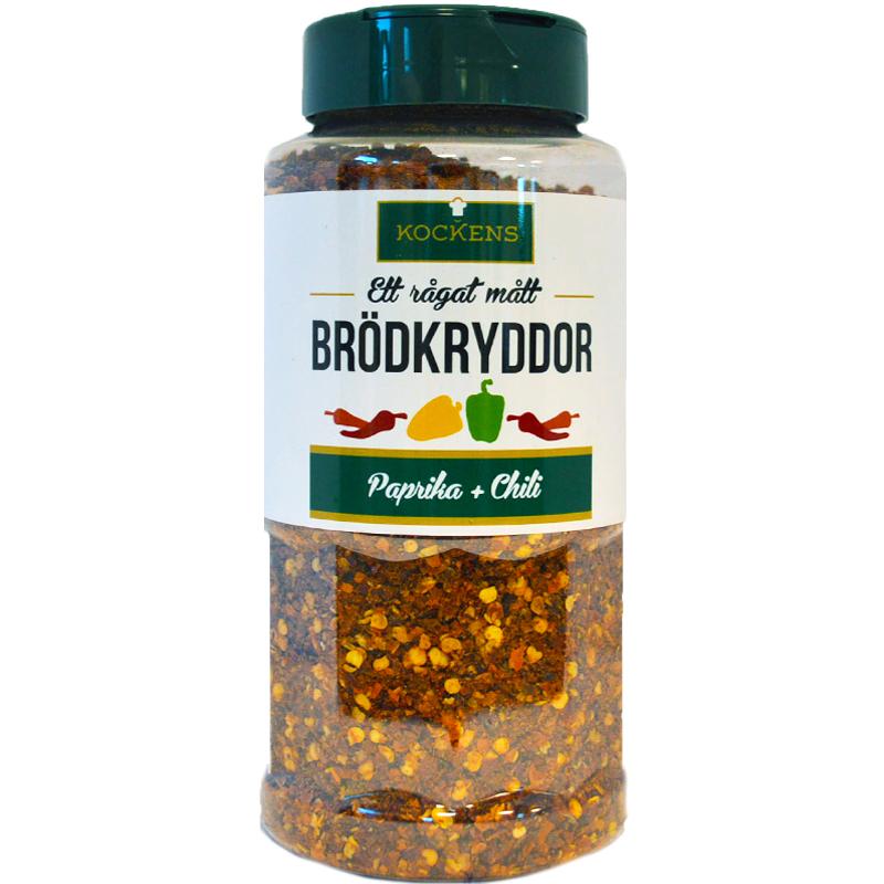 Brödkryddor Paprika & Chili - 64% rabatt